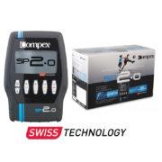compex sp 2.0 elektrostimulator mišića