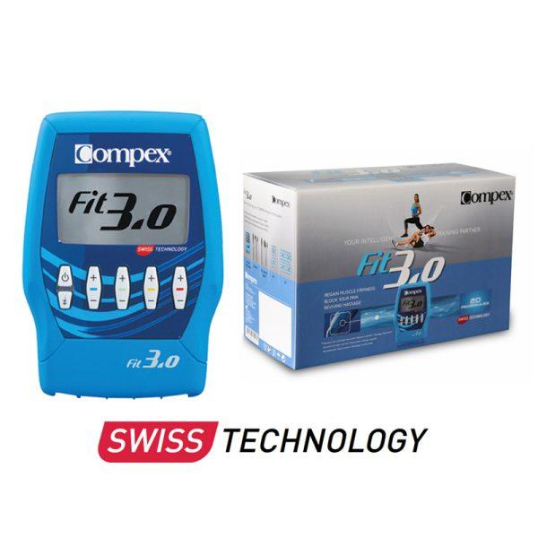 Elektrostimulator mišića Compex Fit 3.0