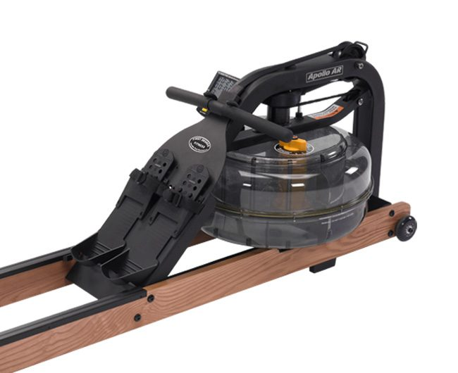 Horizontal Apollo Hybrid AR Indoor Rower