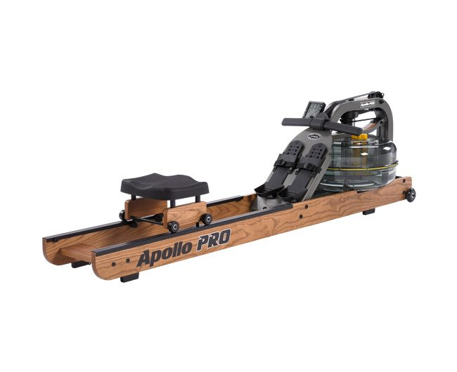 Horizontal Apollo Pro Indoor Rower